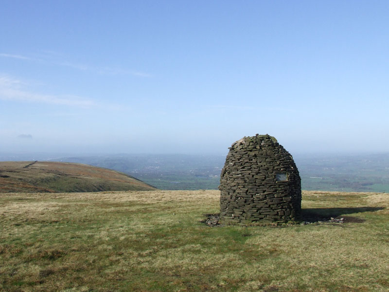 Pendle Scout Cairn