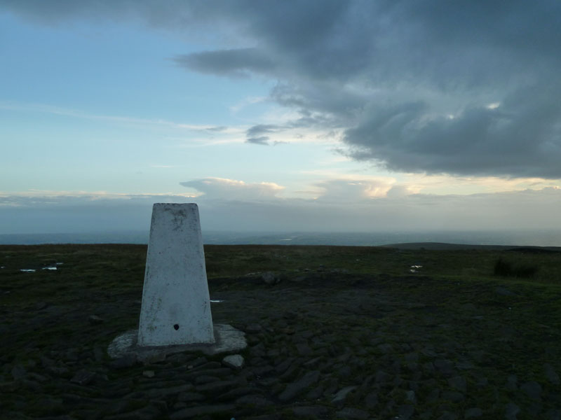 Dull Pendle