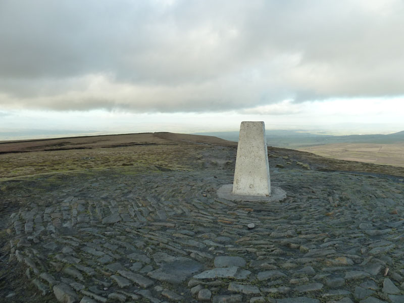 Cloudy Pendle