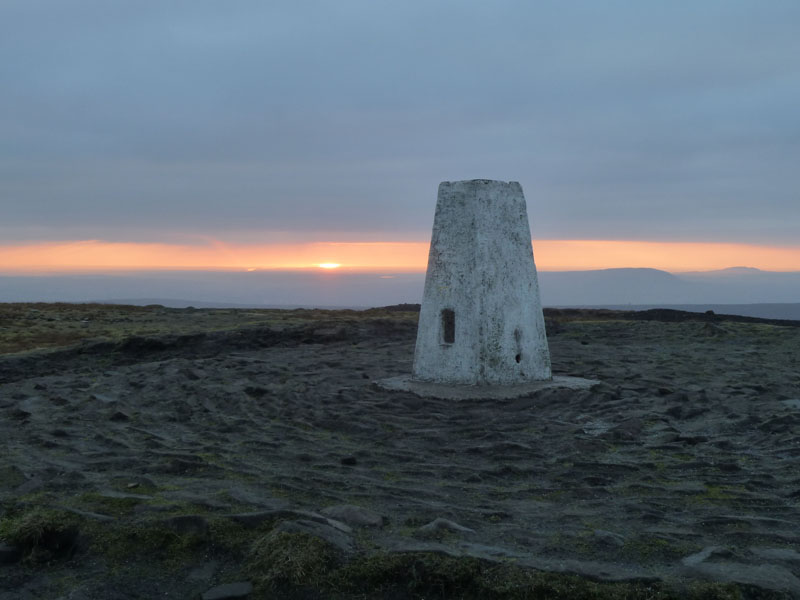 Pendle Top