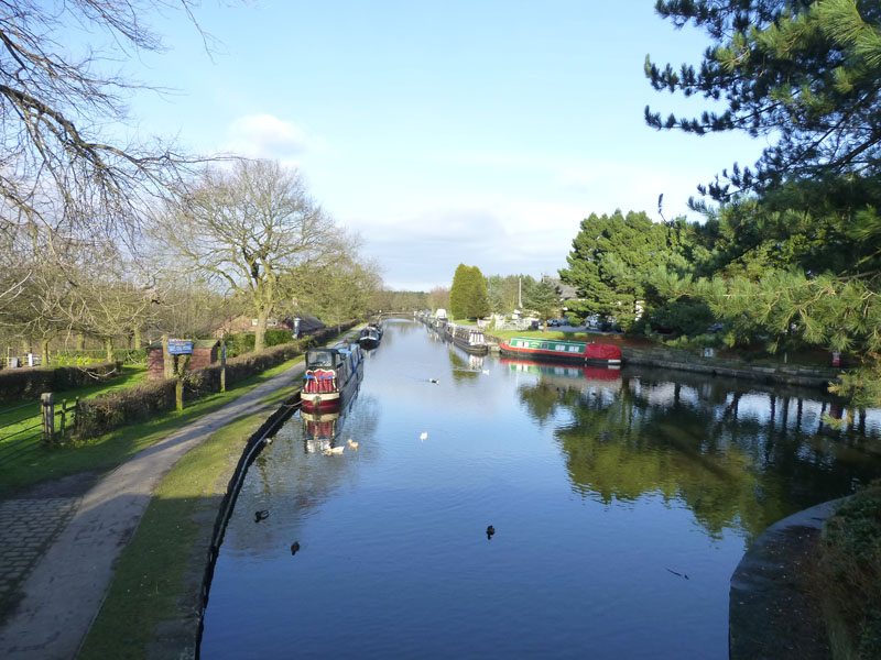 Cheshire Canal