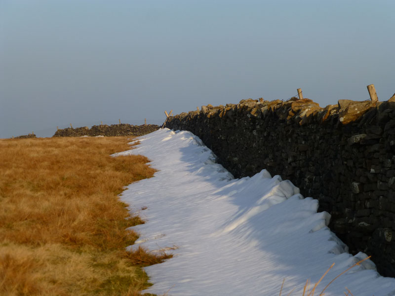 Pendle Wall