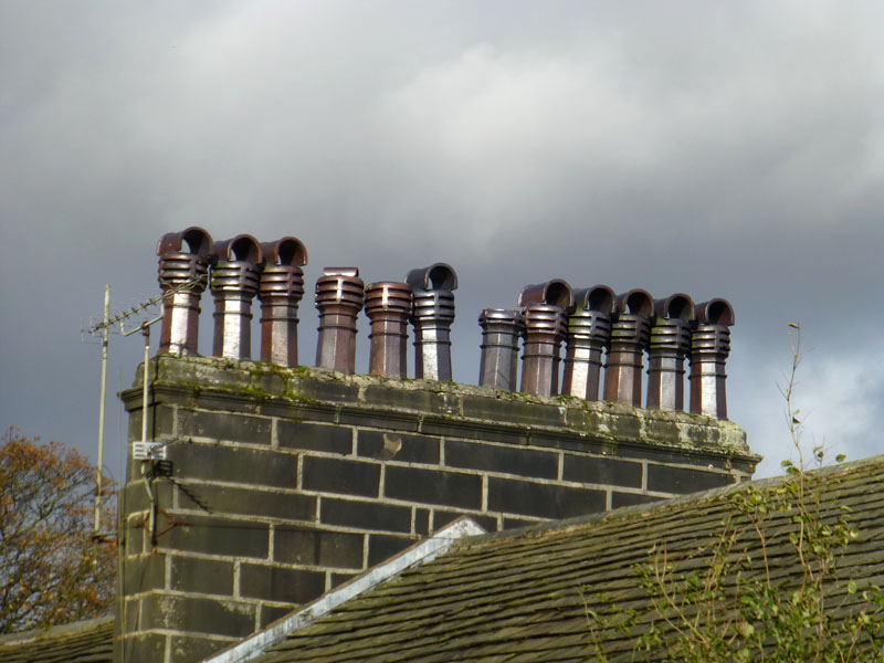 12 Chimneys