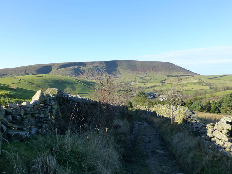 Pendle Heys Lane