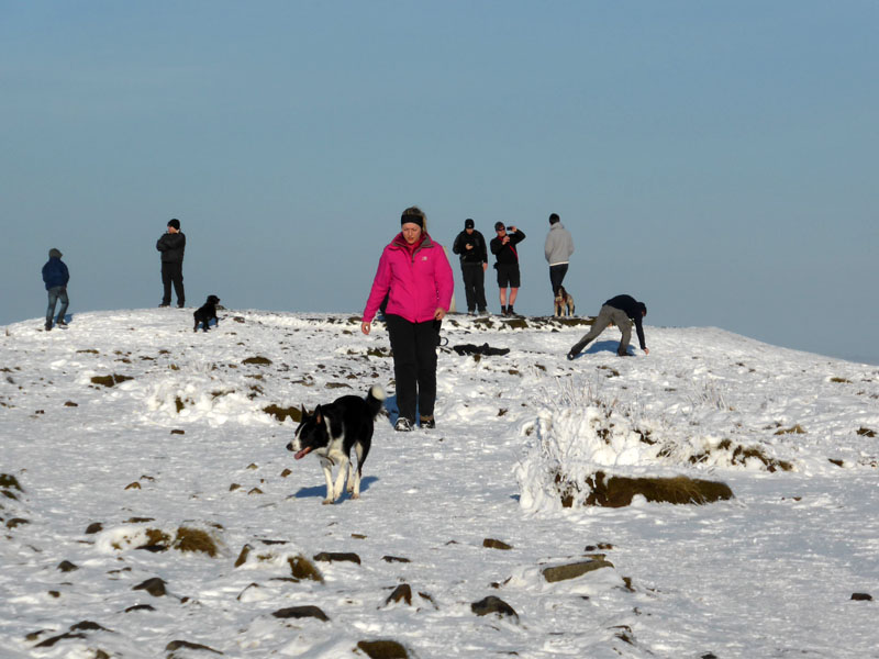 Pendle Snow