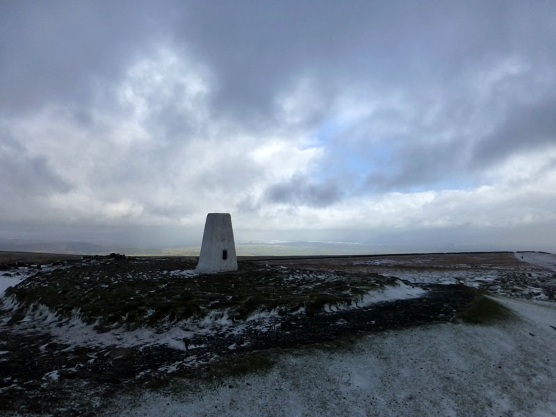Cold Pendle