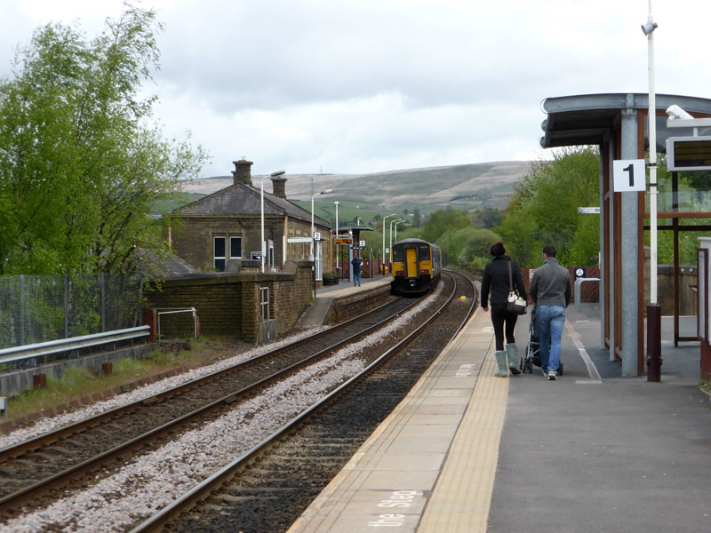 Littleborough Station