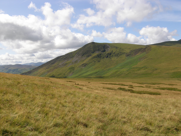 Lonscale Fell from Mungrisdale Common