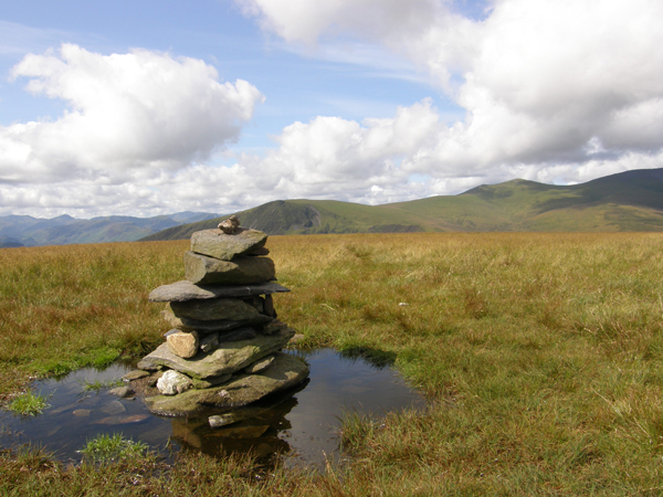 The Summit of Mungrisdale Common