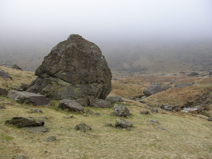 Boulder Coniston Mountain