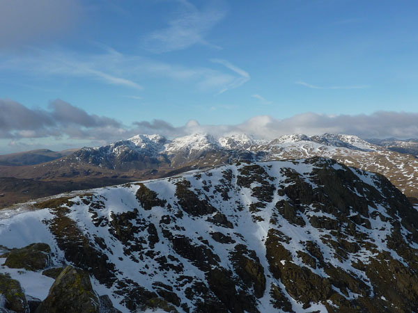 Great Carrs and Scafells