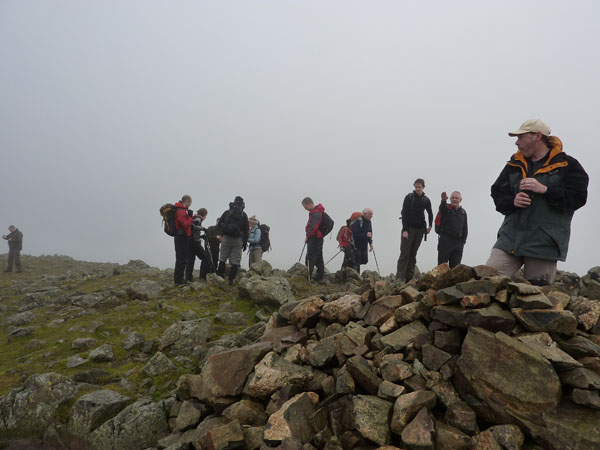 Green Gable Summit