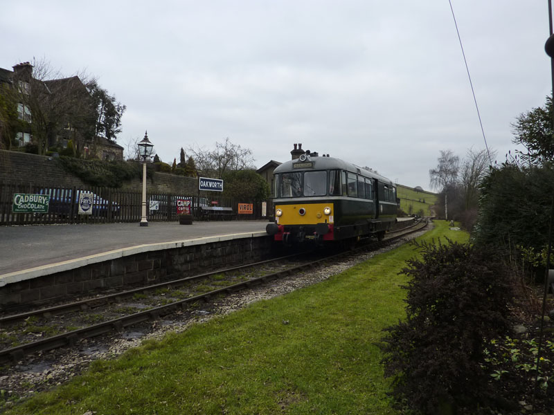 Oakworth Station
