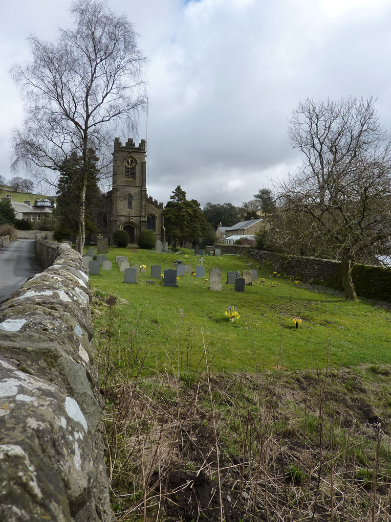 Stainforth Church