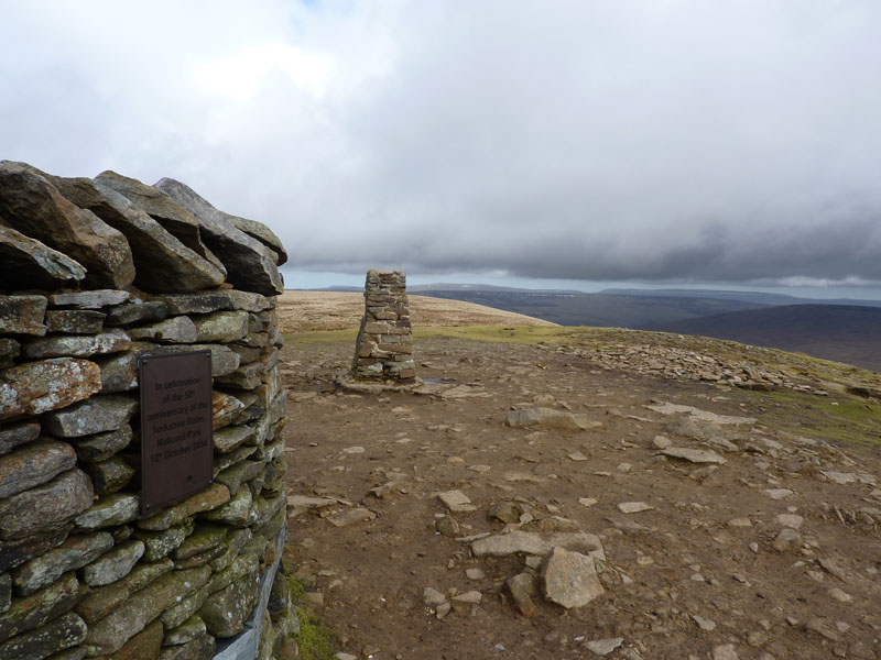 Pen-Y-Ghent Summit
