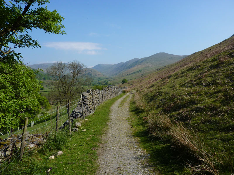 Troutbeck Track