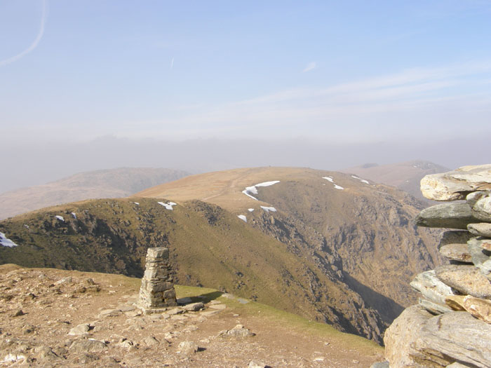 Coniston Mountain Summit