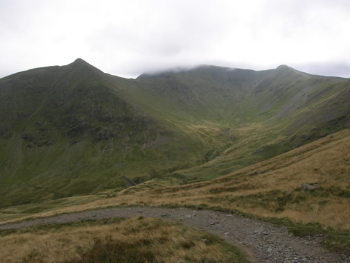 Catstycam Mountain